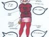Obtěžovaná holka v červeném 3