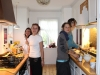 Společné vaření v našem domečku