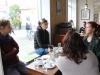 Diskutujeme v kavárně Reykjavík Roasters